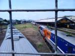 Train works